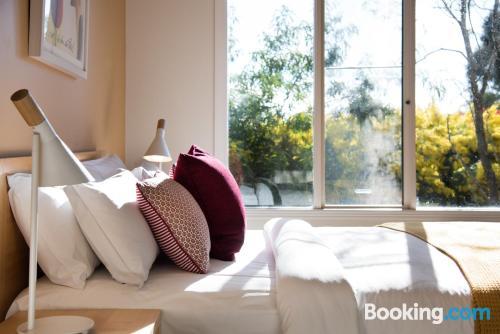 Cómodo apartamento perfecto para cinco o más