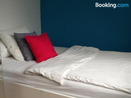 Apartamento de una habitación en zona inmejorable de Tervuren.