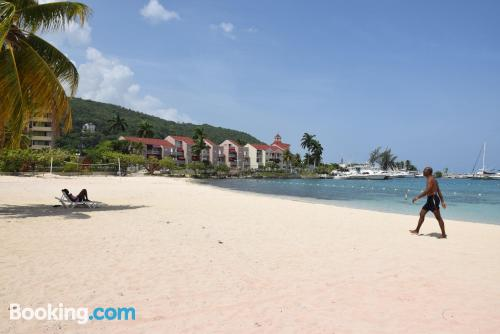 Place in Ocho Rios with wifi