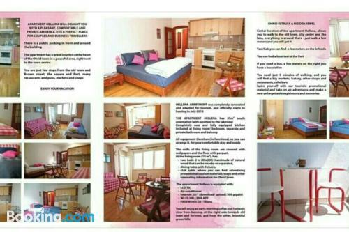 Apartamento en Ohrid. ¡aire acondicionado!.