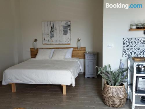 Apartamento con vistas y aire acondicionado