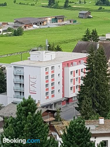 Apartamento en Davos para dos personas