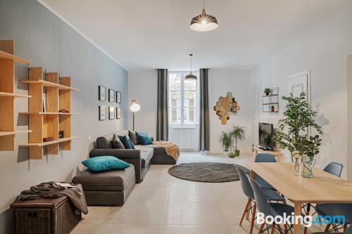 Espacioso apartamento en Roma con wifi