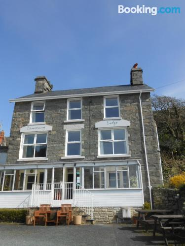 Home in Barmouth with terrace