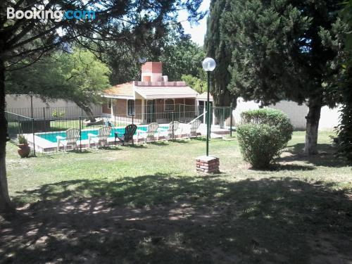 Apartamento en Bialet Massé con piscina