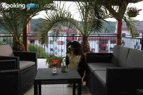 Apartamento en Krapinske Toplice ¡con vistas!.