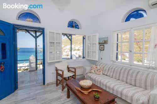 Cómodo apartamento de dos dormitorios en buena ubicación de Istérnia