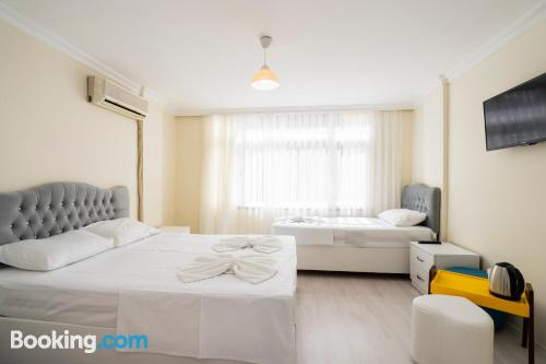 Apartment with air. 35m2!