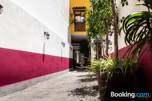 Place in Cholula with internet and terrace