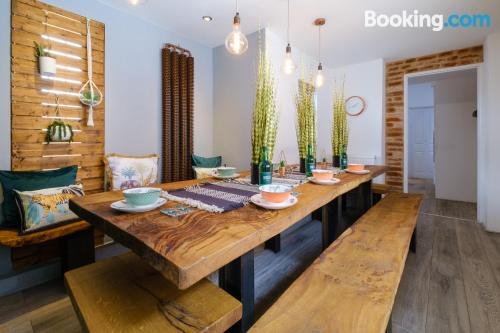 Apartment in Brighton & Hove with terrace