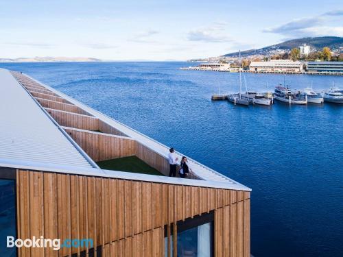 Apartamento de 52m2 en Hobart para parejas