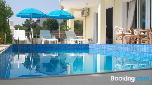 Apartment in Herceg-Novi. Swimming pool!