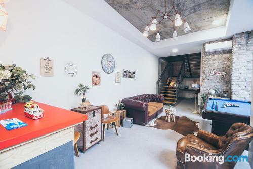 Cuco apartamento parejas con terraza y wifi