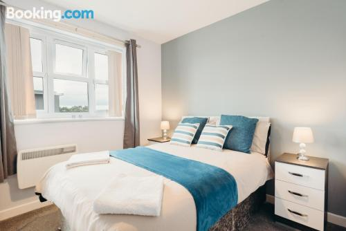 2 bedroom place in Liverpool. Comfy!