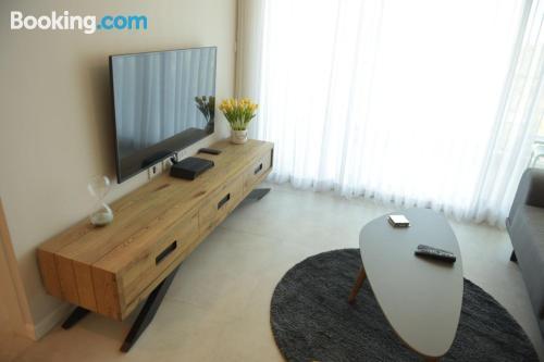One bedroom apartment in Caesarea with terrace