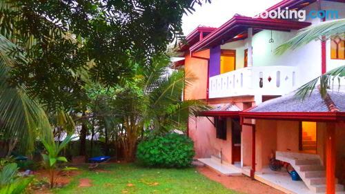 Práctico apartamento parejas en Kalutara