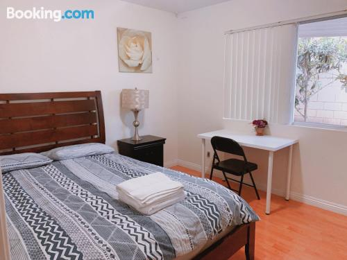 Home for two people in Rowland Heights. Wifi!