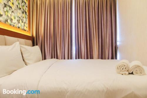 Apartamento en Bekasi. ¡internet!.