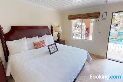 Apartamento de una habitación en Christiansted con piscina.