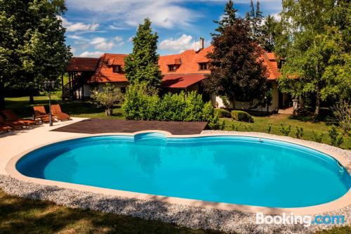 Apartamento con piscina en zona inmejorable de Tihany