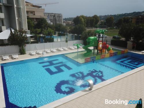 Apartamento de 25m2 en Giulianova con piscina