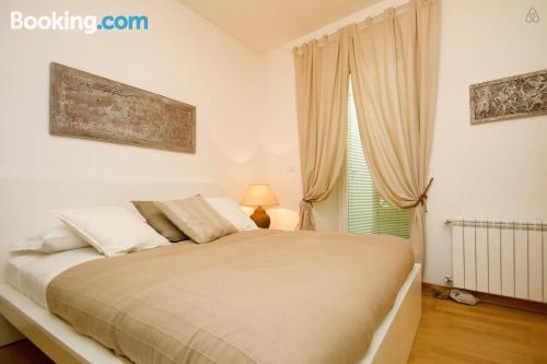 1 bedroom apartment in Trieste. Pet friendly!