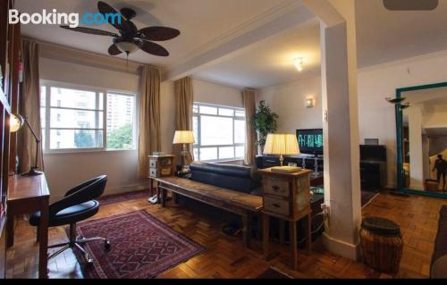 1 bedroom apartment in Sao Paulo for 2
