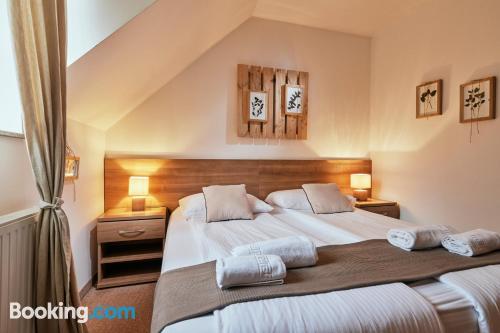 Apartamento de 40m2 en Dolenjske Toplice con calefacción