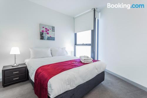 Apartamento en Melbourne. ¡Conexión a internet!