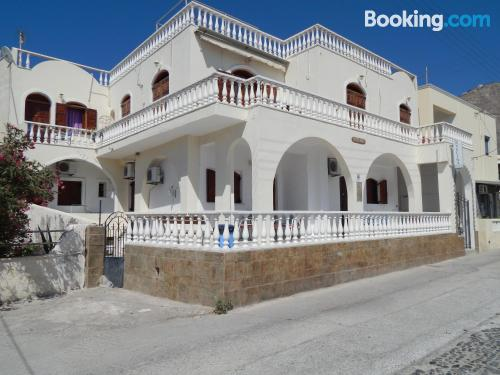 Apartment in Perissa with terrace