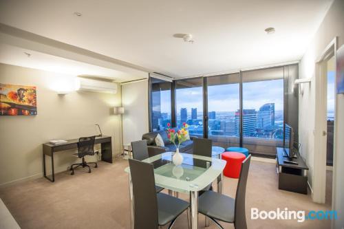 Gran apartamento en buena ubicación en Melbourne