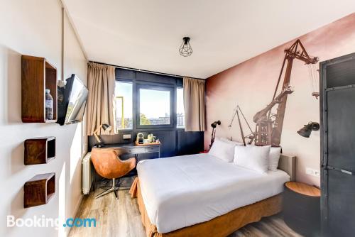 Apartamento en miniatura en buena ubicación de Saint-Nazaire (Loire-Atlantique)