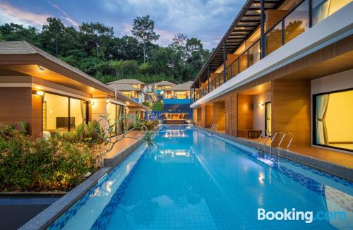 Apartment in Ao Nang Beach with terrace