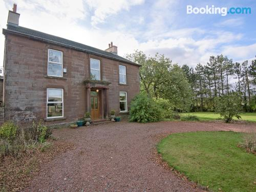 Home in Beckfoot good choice for six or more