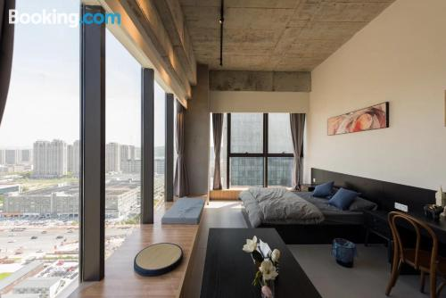 Apartamento con aire acondicionado en Hangzhou