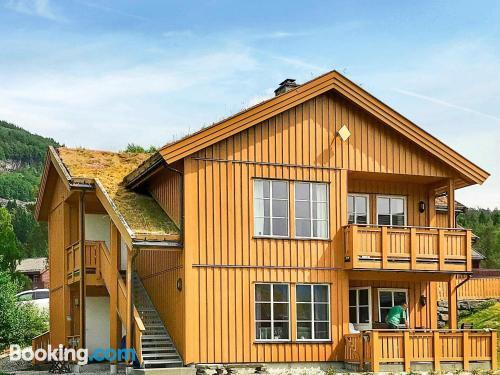Apartamento ideal para familias en Skulestadmo