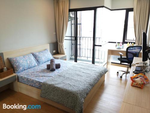 Apartamento con todo en Bangkok.