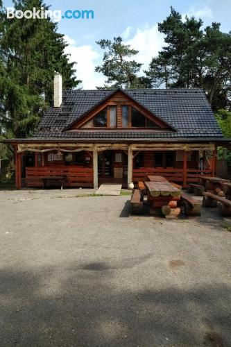 Apartment in Ruprechtov with wifi.