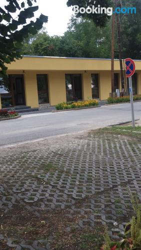 Apartamento pequeño en Balatonszemes con terraza