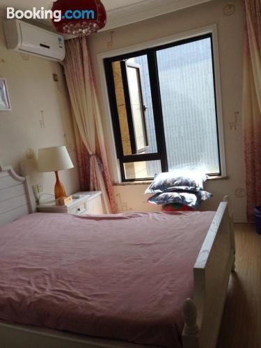 Apartamento de dos habitaciones en Ningbo ¡Con terraza!