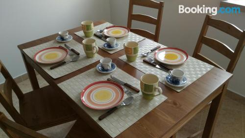 Apartamento apto para familias en Caldas Da Rainha