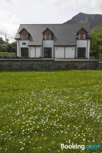 Place in Ballachulish convenient for families.