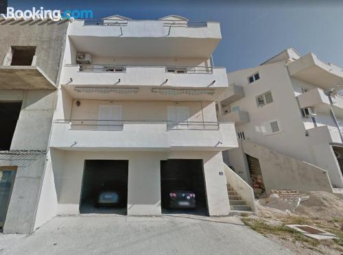 Práctico apartamento en Cavtat, en zona céntrica.