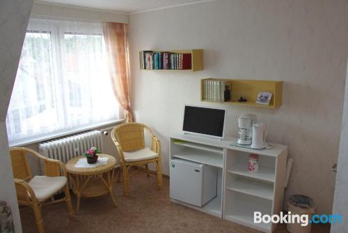 Apartamento con vistas y internet