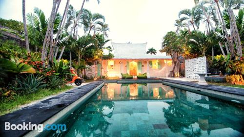 Home for couples. Seminyak at your feet!