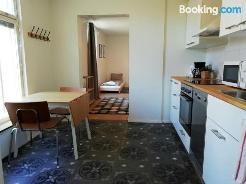 1 bedroom apartment home in Helsinki with internet.