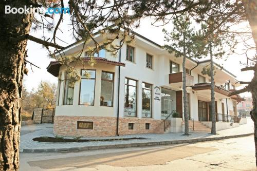 Home in Dobrich. Be cool, there\s air-con!