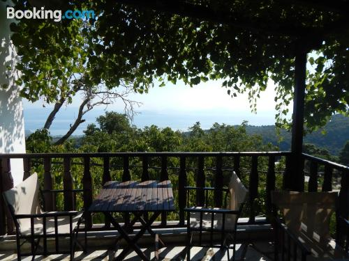 Home for two in Vizitsa with terrace