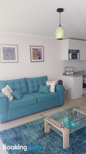 Amplio apartamento en Papudo con vistas