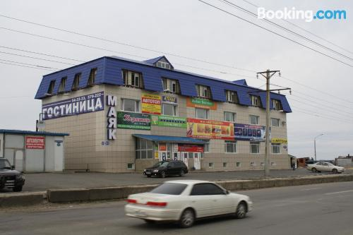 Place in Blagoveshchensk with air-con